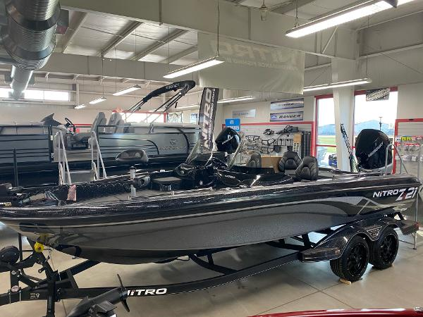 2021 Nitro boat for sale, model of the boat is ZV21 & Image # 1 of 56