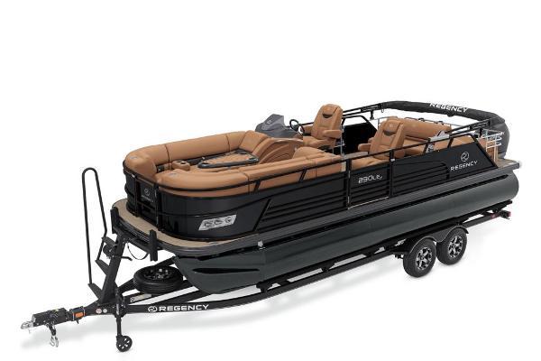 2022 Regency boat for sale, model of the boat is 230 LE3 Sport & Image # 8 of 76