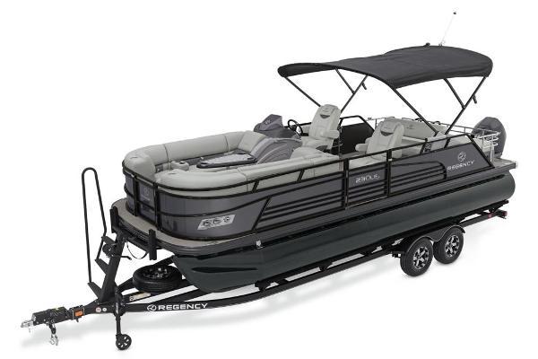 2022 Regency boat for sale, model of the boat is 230 LE3 Sport & Image # 11 of 76