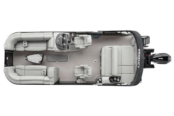 2022 Regency boat for sale, model of the boat is 230 LE3 Sport & Image # 19 of 76
