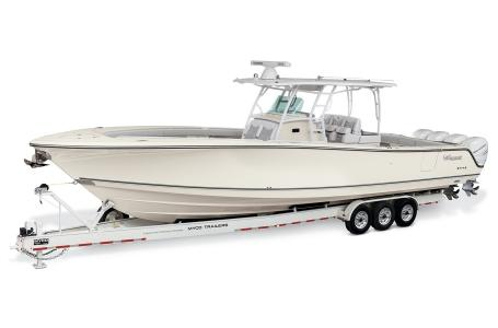 2021 Mako boat for sale, model of the boat is 414 CC & Image # 1 of 31