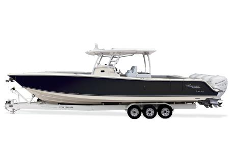 2021 Mako boat for sale, model of the boat is 414 CC & Image # 17 of 31