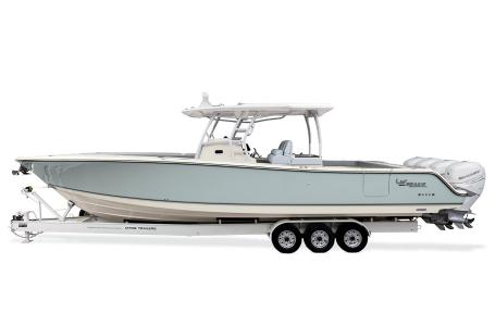 2021 Mako boat for sale, model of the boat is 414 CC & Image # 19 of 31