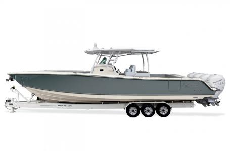 2021 Mako boat for sale, model of the boat is 414 CC & Image # 2 of 31