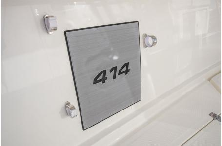 2021 Mako boat for sale, model of the boat is 414 CC & Image # 22 of 31