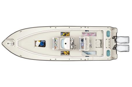 2021 Mako boat for sale, model of the boat is 334CC & Image # 12 of 32