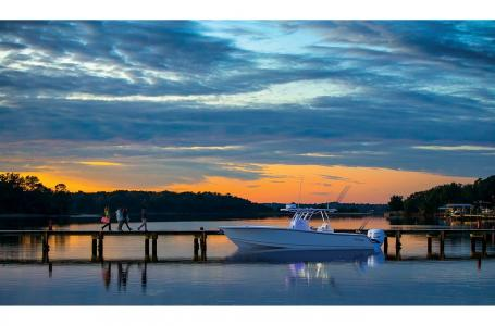 2021 Mako boat for sale, model of the boat is 334CC & Image # 17 of 32