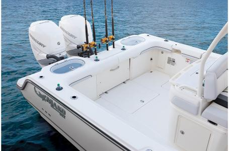 2021 Mako boat for sale, model of the boat is 334CC & Image # 18 of 32