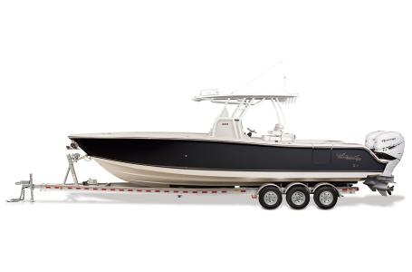 2021 Mako boat for sale, model of the boat is 334CC & Image # 23 of 32