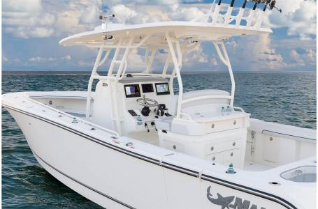 2021 Mako boat for sale, model of the boat is 334CC & Image # 32 of 32