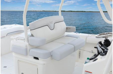 2021 Mako boat for sale, model of the boat is 334CC & Image # 7 of 32
