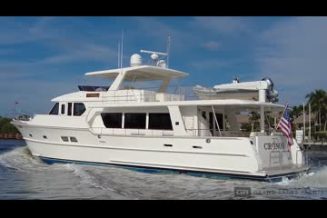 Grand Banks 72 Aleutian RP video