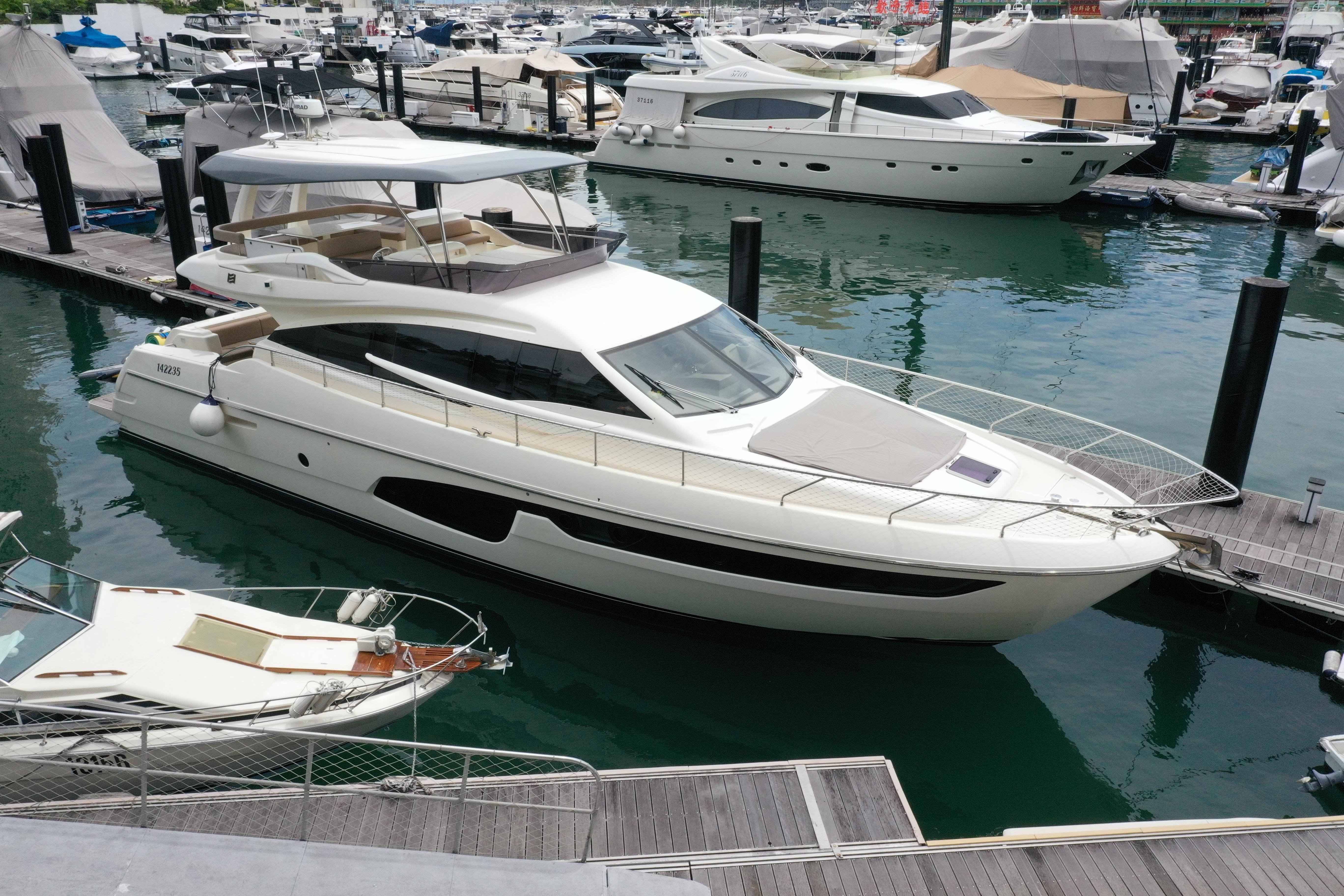212' Ferretti Yachts 2016