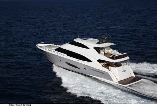2021 VIKING 93 Motor Yacht