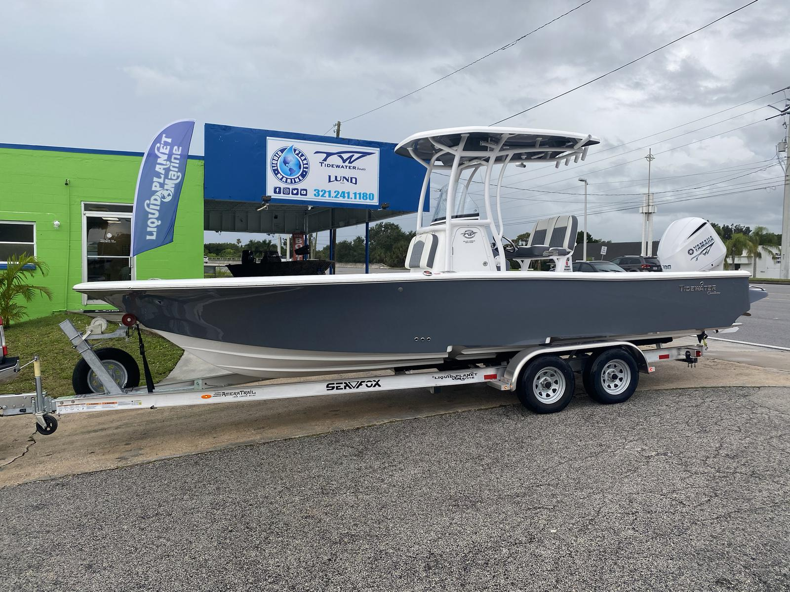 2020 TIDEWATER BOATS 2500 Carolina Bay