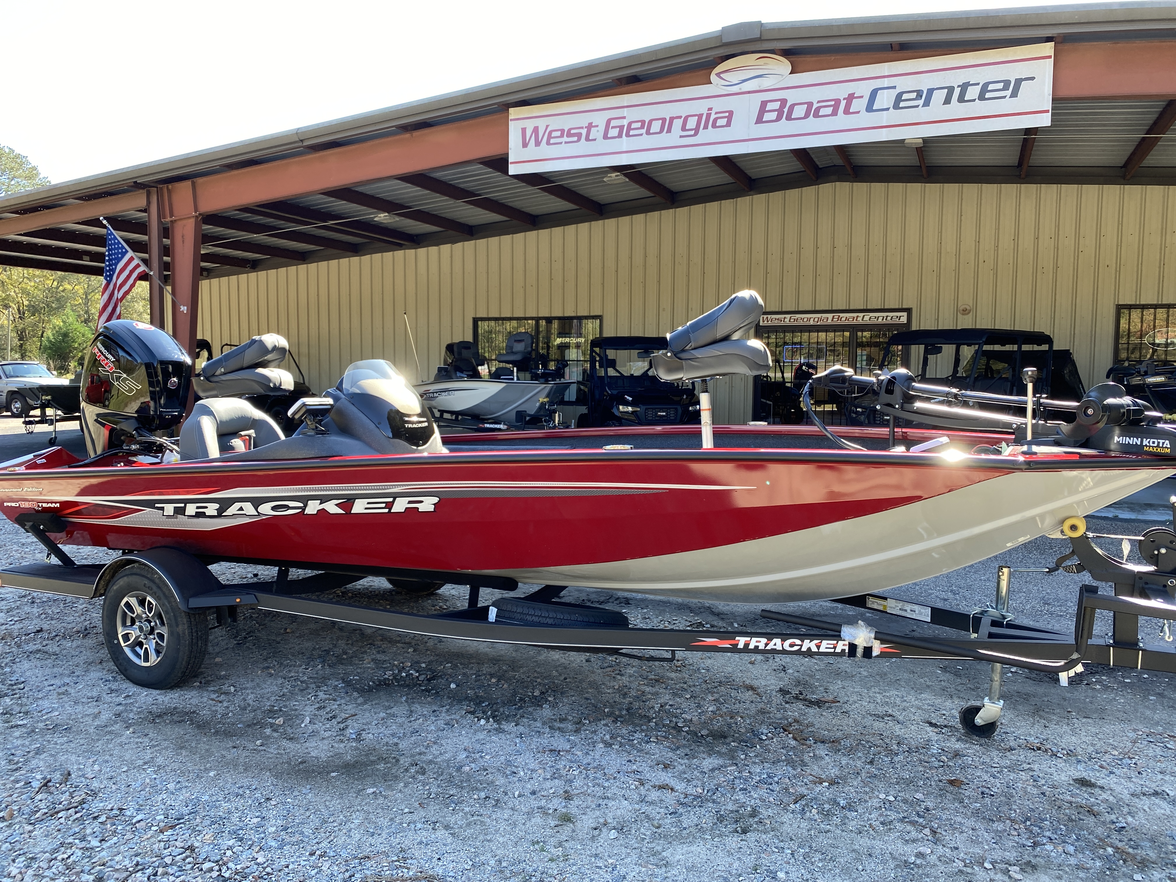 2021 Tracker Boats boat for sale, model of the boat is PT190 TXW Tourn Ed & Image # 1 of 50