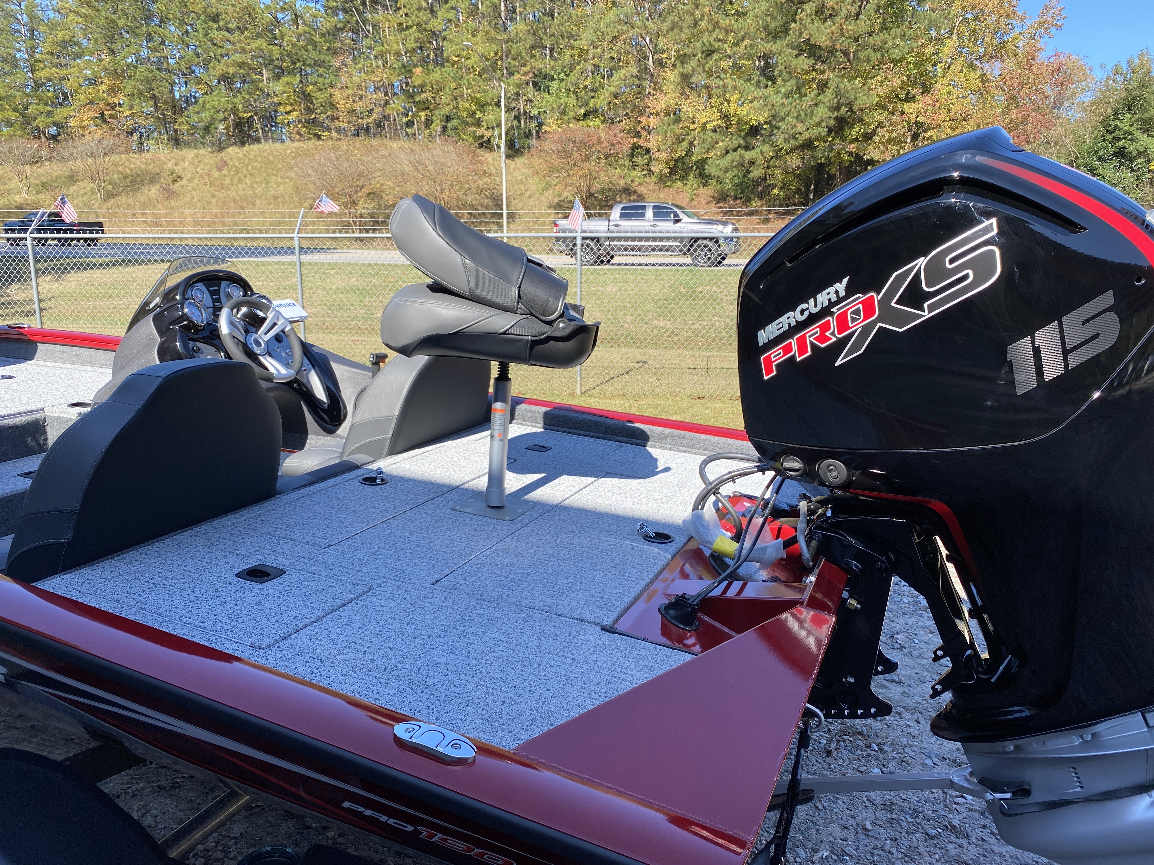 2021 Tracker Boats boat for sale, model of the boat is PT190 TXW Tourn Ed & Image # 13 of 50