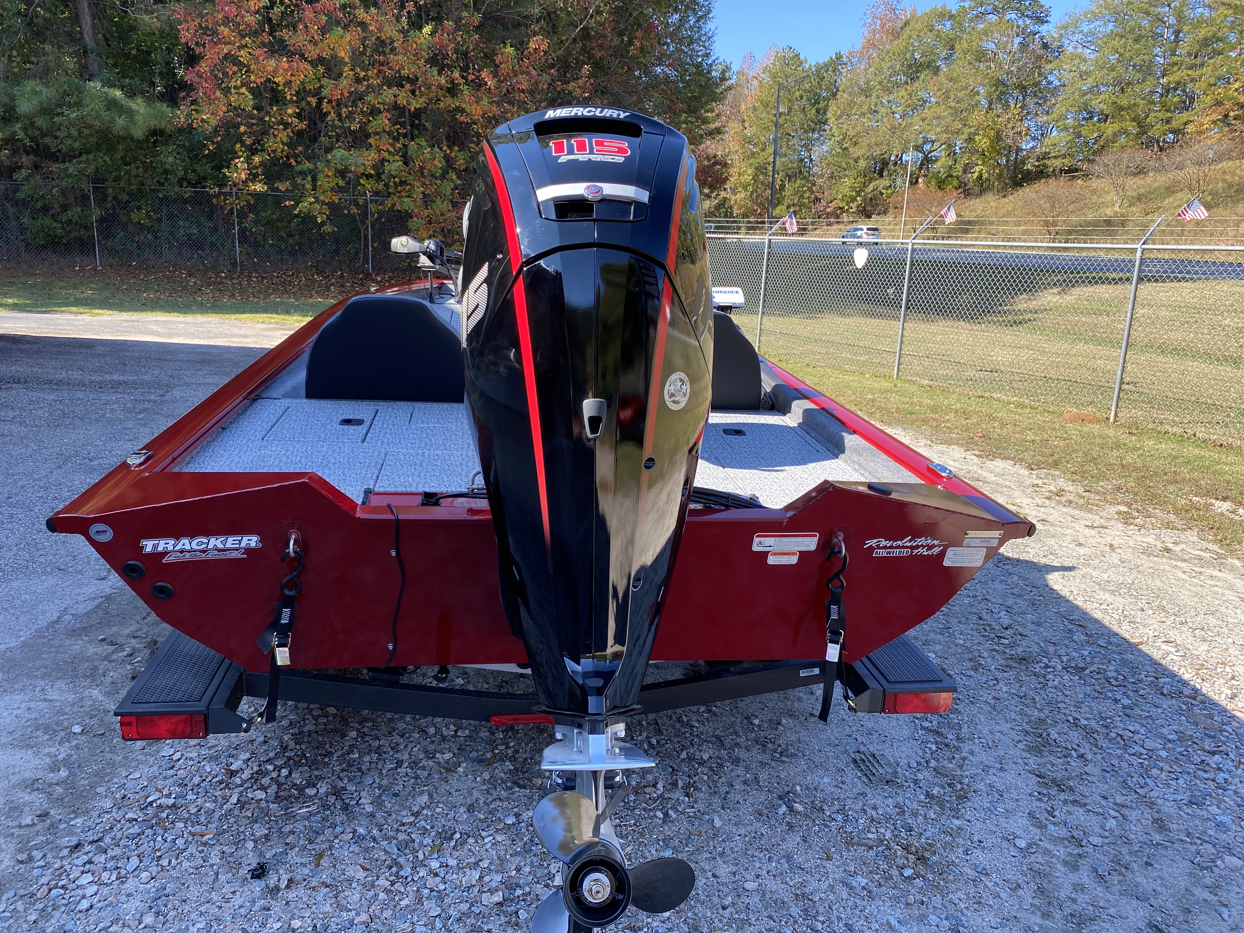 2021 Tracker Boats boat for sale, model of the boat is PT190 TXW Tourn Ed & Image # 20 of 50