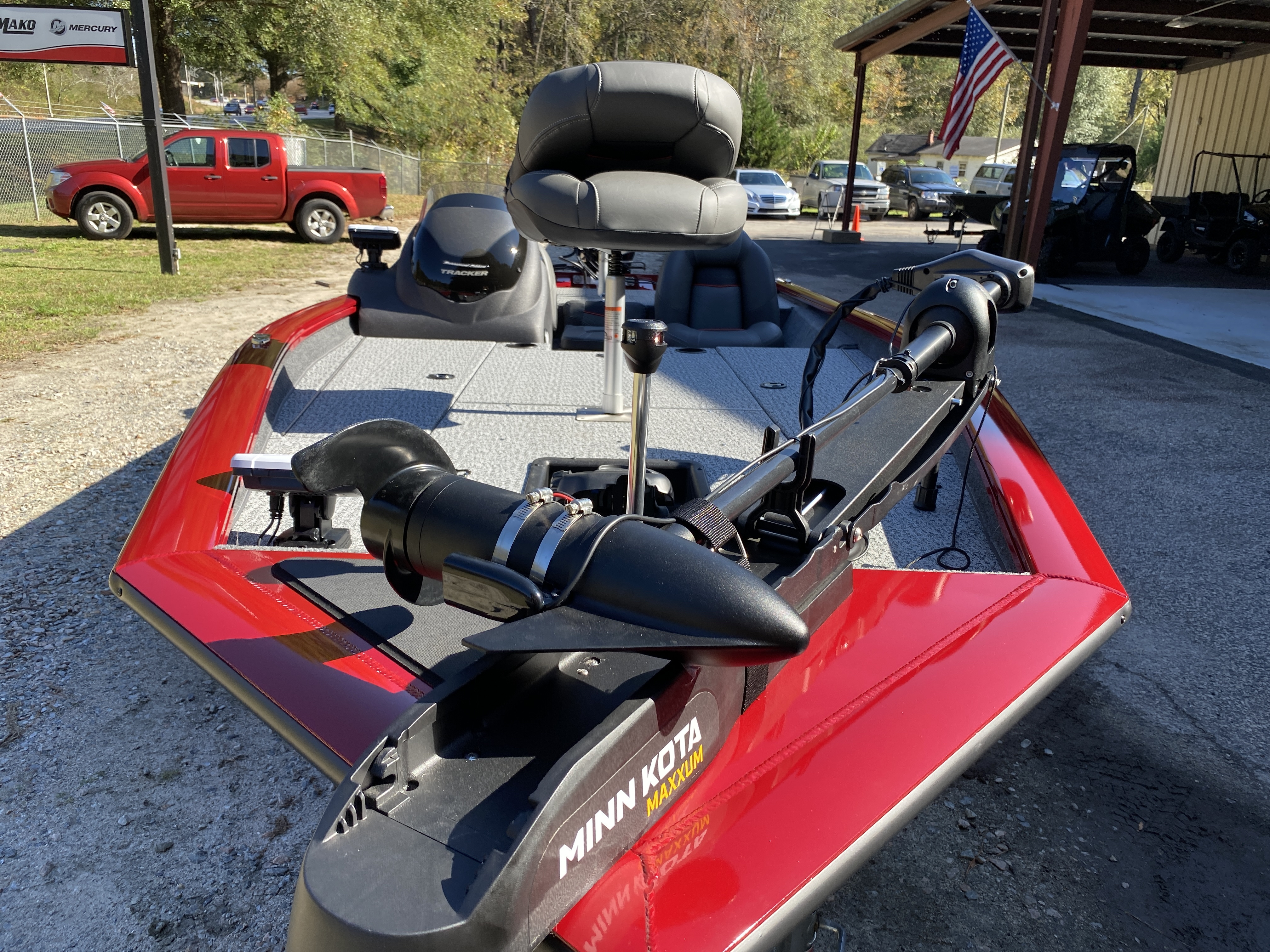 2021 Tracker Boats boat for sale, model of the boat is PT190 TXW Tourn Ed & Image # 21 of 50