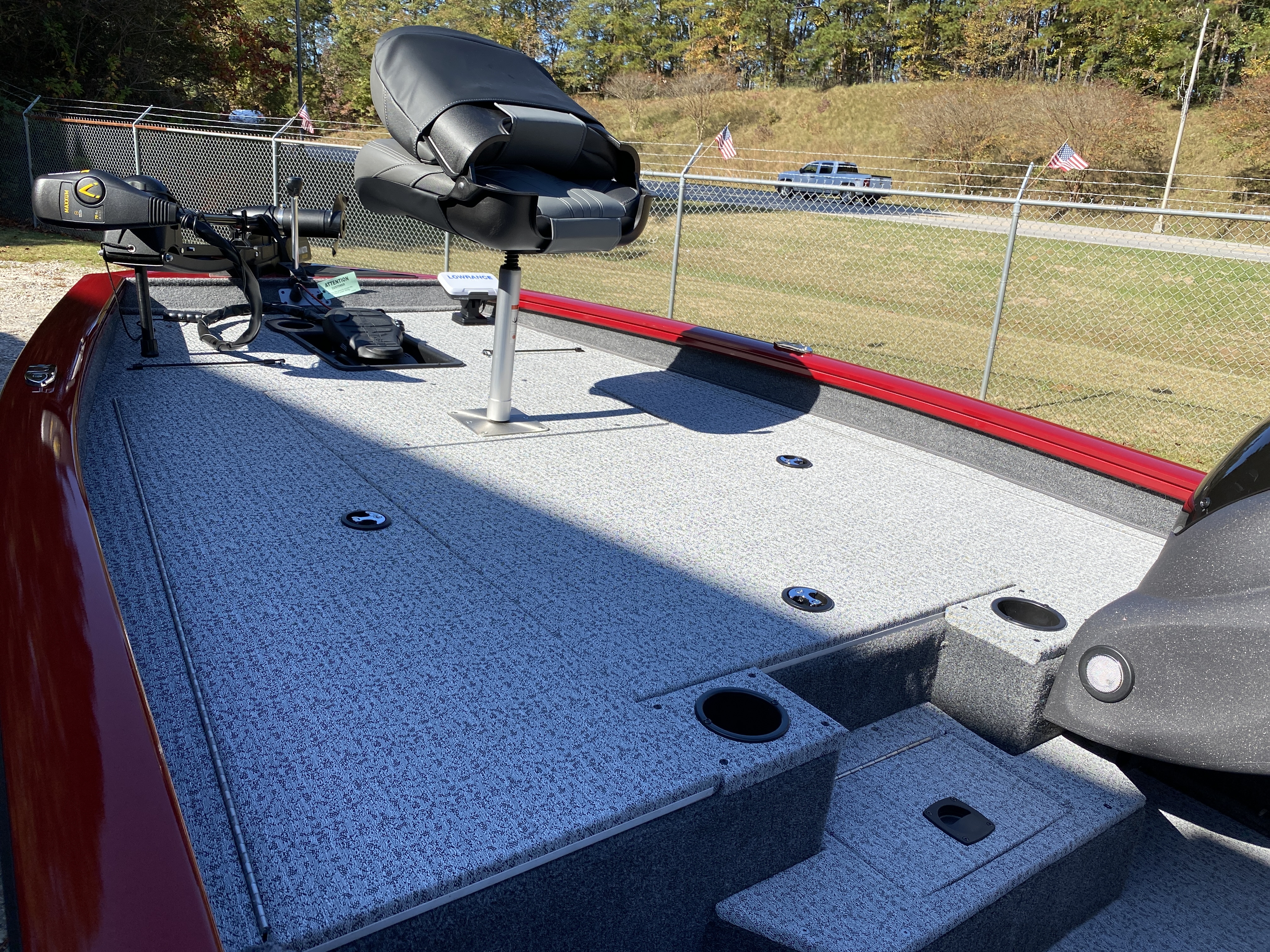 2021 Tracker Boats boat for sale, model of the boat is PT190 TXW Tourn Ed & Image # 30 of 50