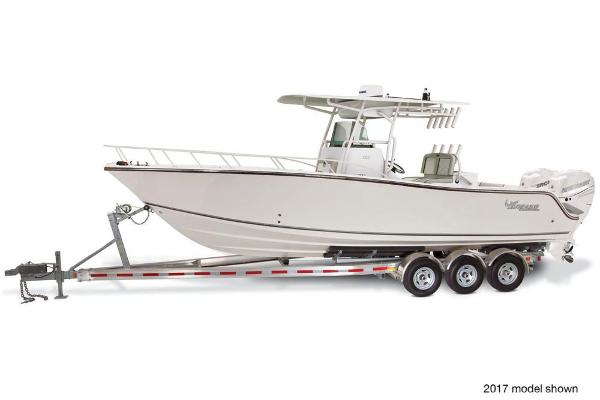 2018 Mako boat for sale, model of the boat is 284 CC & Image # 14 of 16