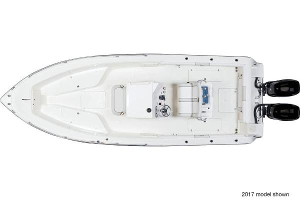 2018 Mako boat for sale, model of the boat is 284 CC & Image # 16 of 16