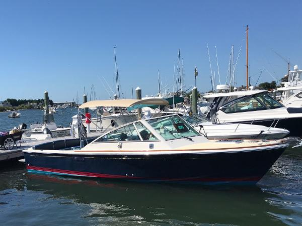2012 Hunt Yachts Harrier 25 thumbnail