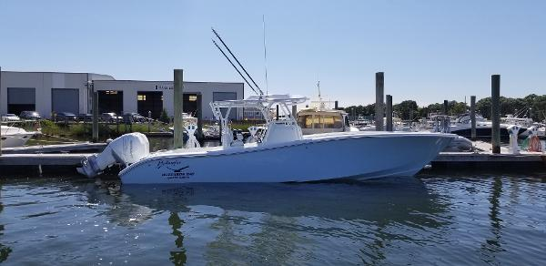 2021 YELLOWFIN 34 Offshore