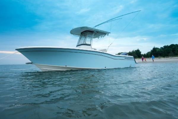 2022 GRADY - WHITE Fisherman 236