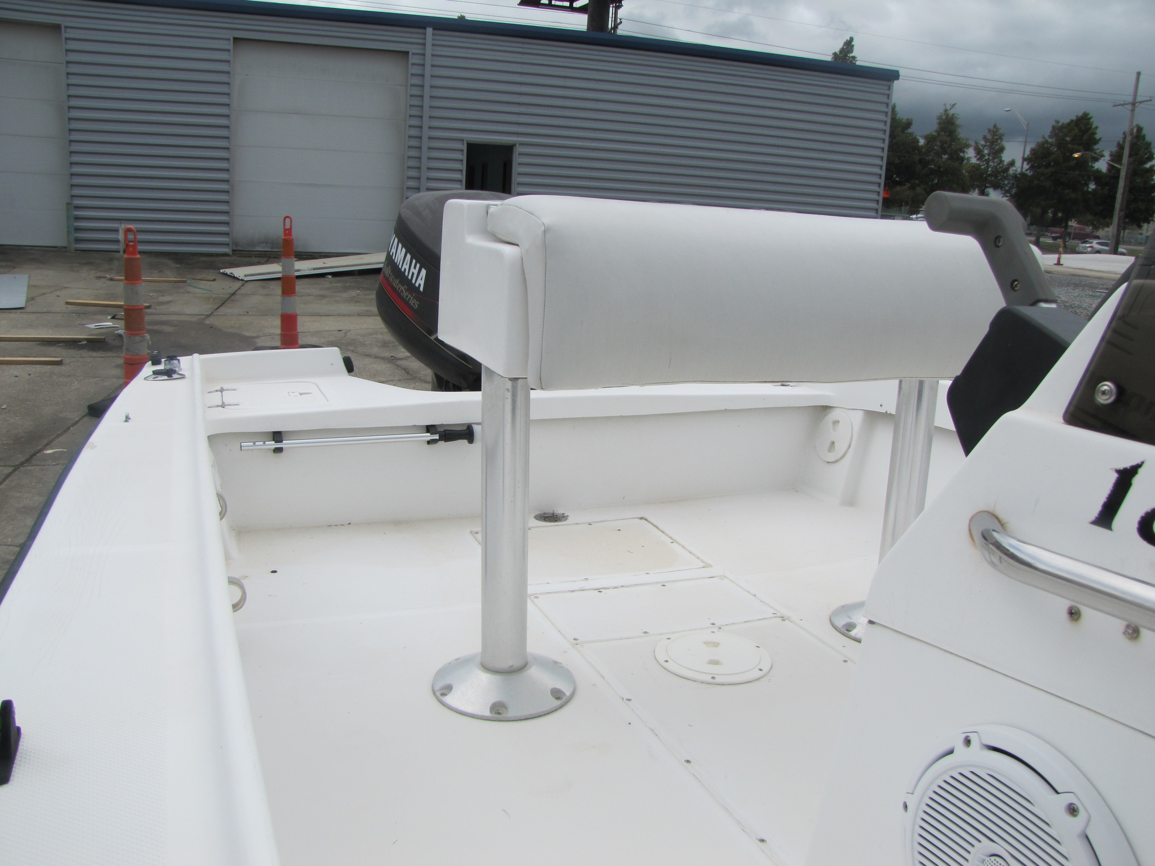 2001 Seastrike boat for sale, model of the boat is 180CC & Image # 2 of 7