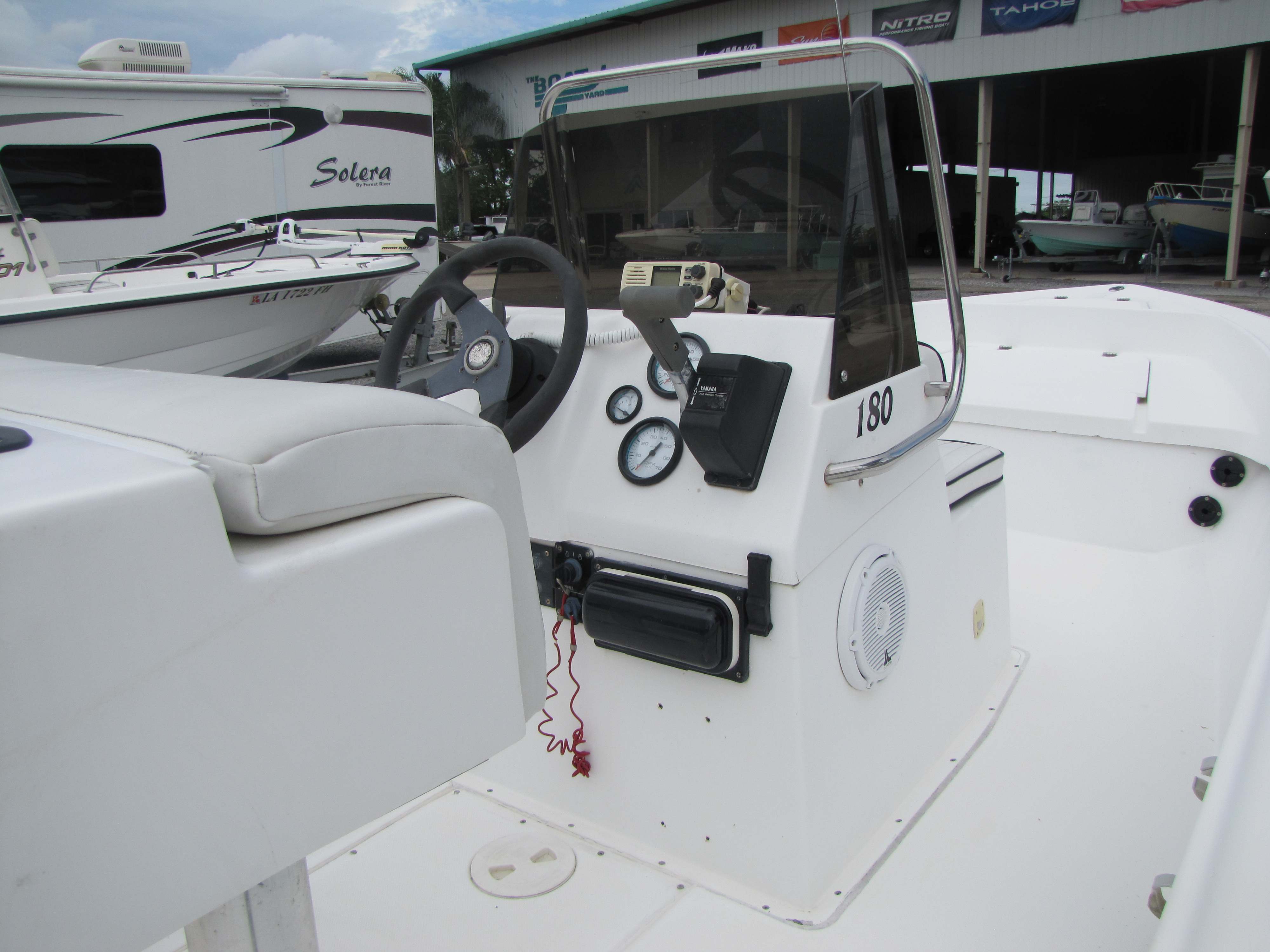 2001 Seastrike boat for sale, model of the boat is 180CC & Image # 7 of 7