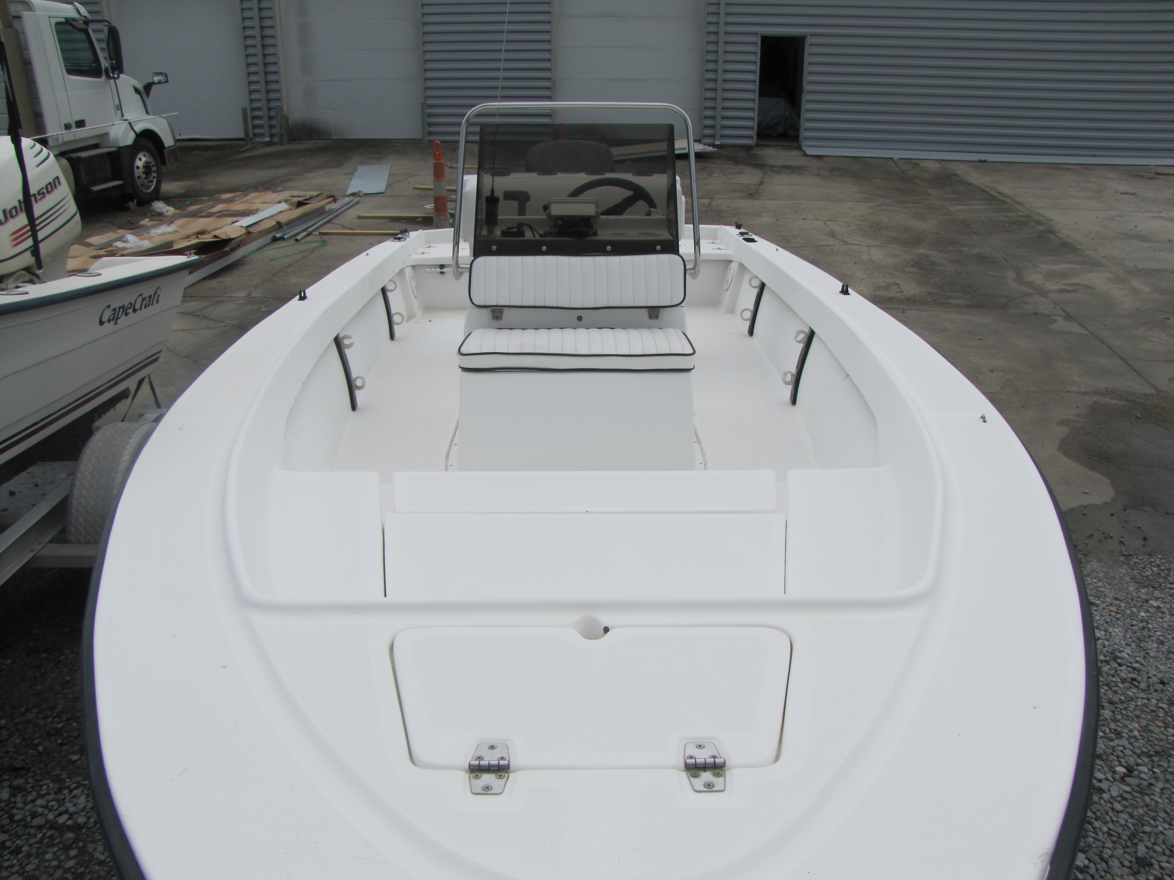2001 Seastrike boat for sale, model of the boat is 180CC & Image # 5 of 7