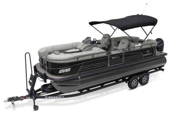 2021 Regency boat for sale, model of the boat is 230 LE3 & Image # 9 of 69