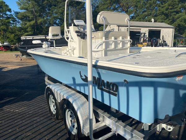 2019 Mako boat for sale, model of the boat is 21 LTS & Image # 8 of 38