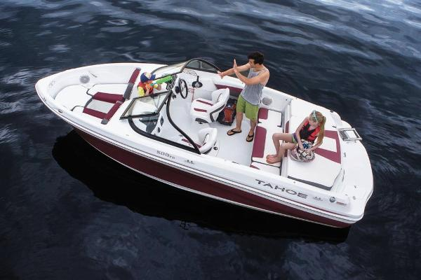 2018 Tahoe boat for sale, model of the boat is 500 TS & Image # 14 of 47