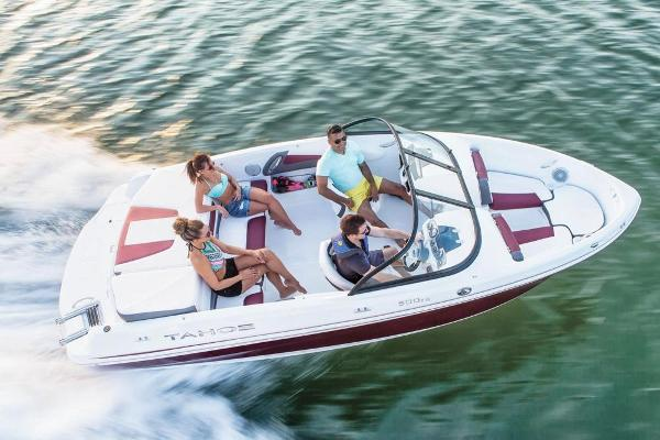 2018 Tahoe boat for sale, model of the boat is 500 TS & Image # 16 of 47
