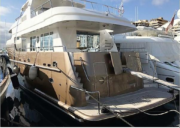 Picture Of:  77.33' Bandido 75 2008Yacht For Sale | 79