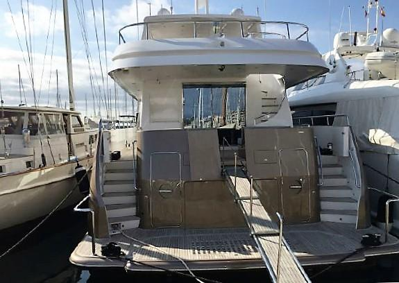 Picture Of:  77.33' Bandido 75 2008Yacht For Sale | 3 of 79