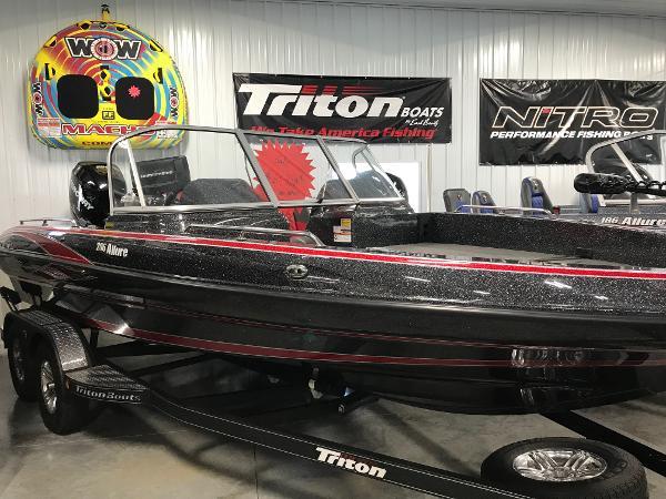 2018 TRITON 206 ALLURE for sale