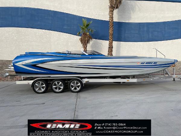 2014 Eliminator 27 Speedster