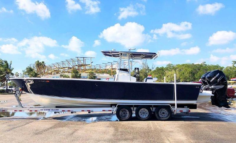 2005 SeaCraft 32 CC w/ Trailer