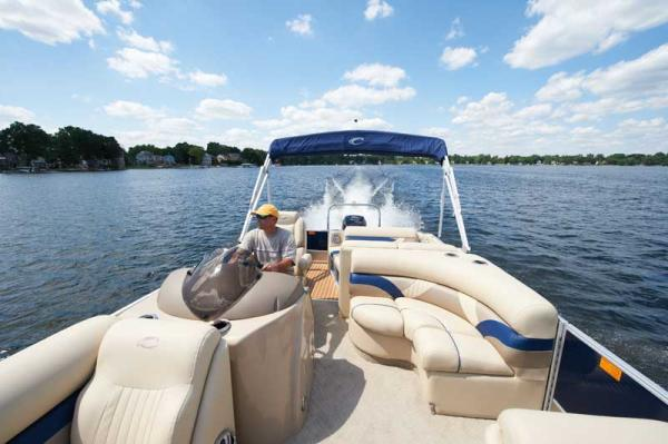 2012 Crest boat for sale, model of the boat is 250SLR Caribbean & Image # 23 of 24