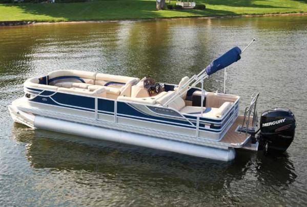 2012 Crest boat for sale, model of the boat is 250SLR Caribbean & Image # 21 of 24