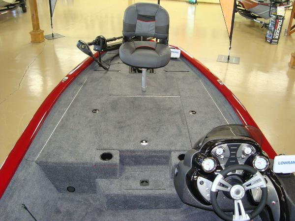 2021 Tracker Boats boat for sale, model of the boat is Pro Team™ 190 TX Tournament Ed. & Image # 9 of 16