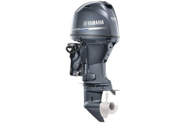 2019 Yamaha Outboards T50LB image