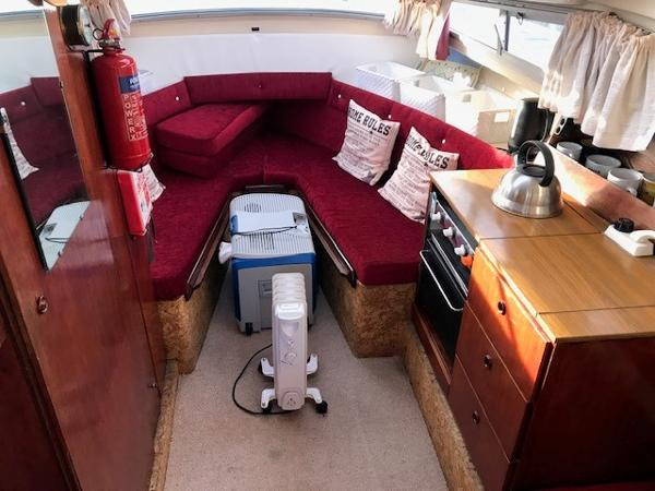 Fairline Holiday