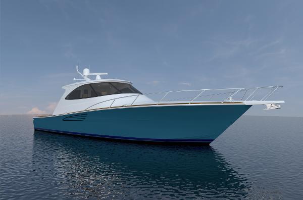 2022 Viking 54 Sport Coupe