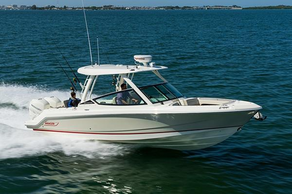 2022 Boston Whaler 280 Vantage