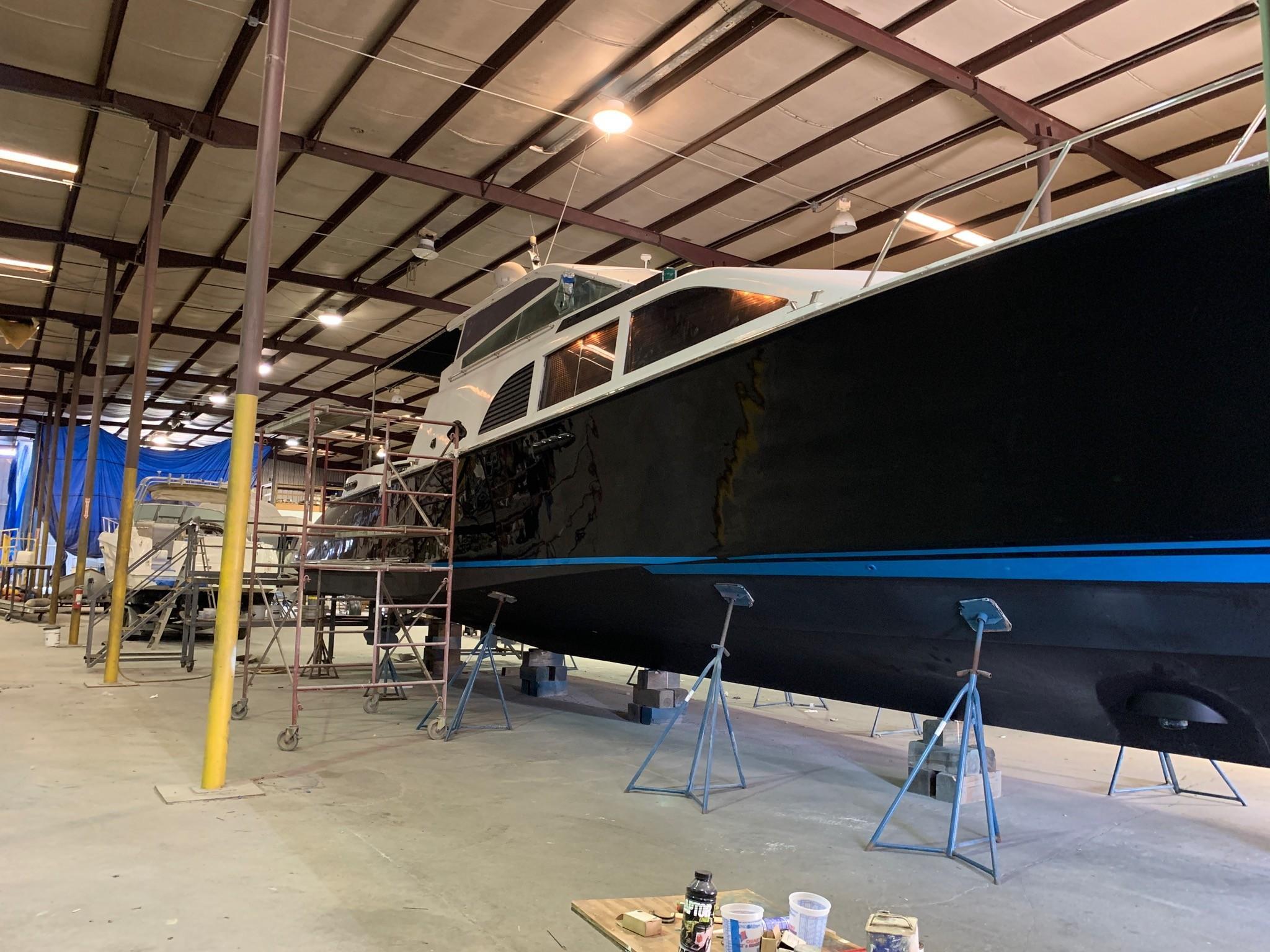 Restoration October 2019