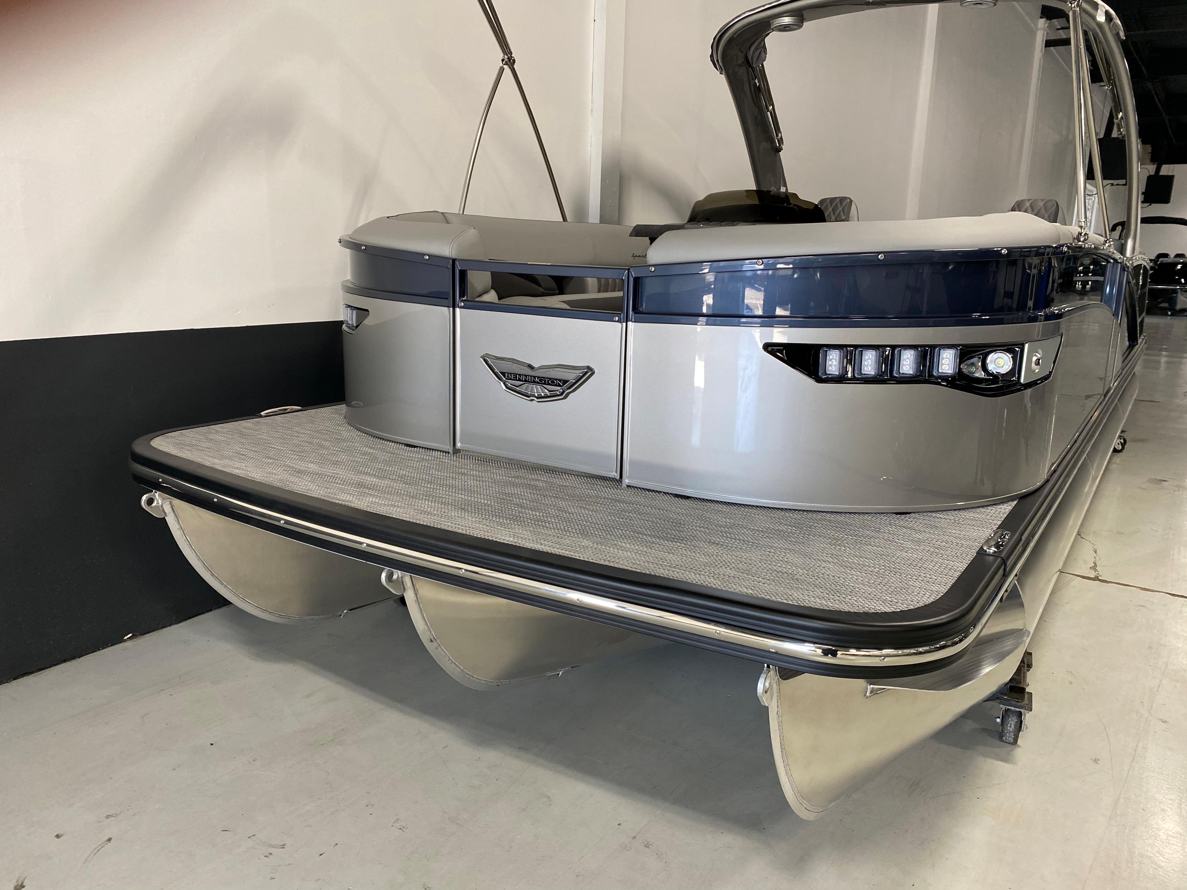 2021 Bennington 25 RXFBA #B8253K inventory image at Sun Country Inland in Lake Havasu City